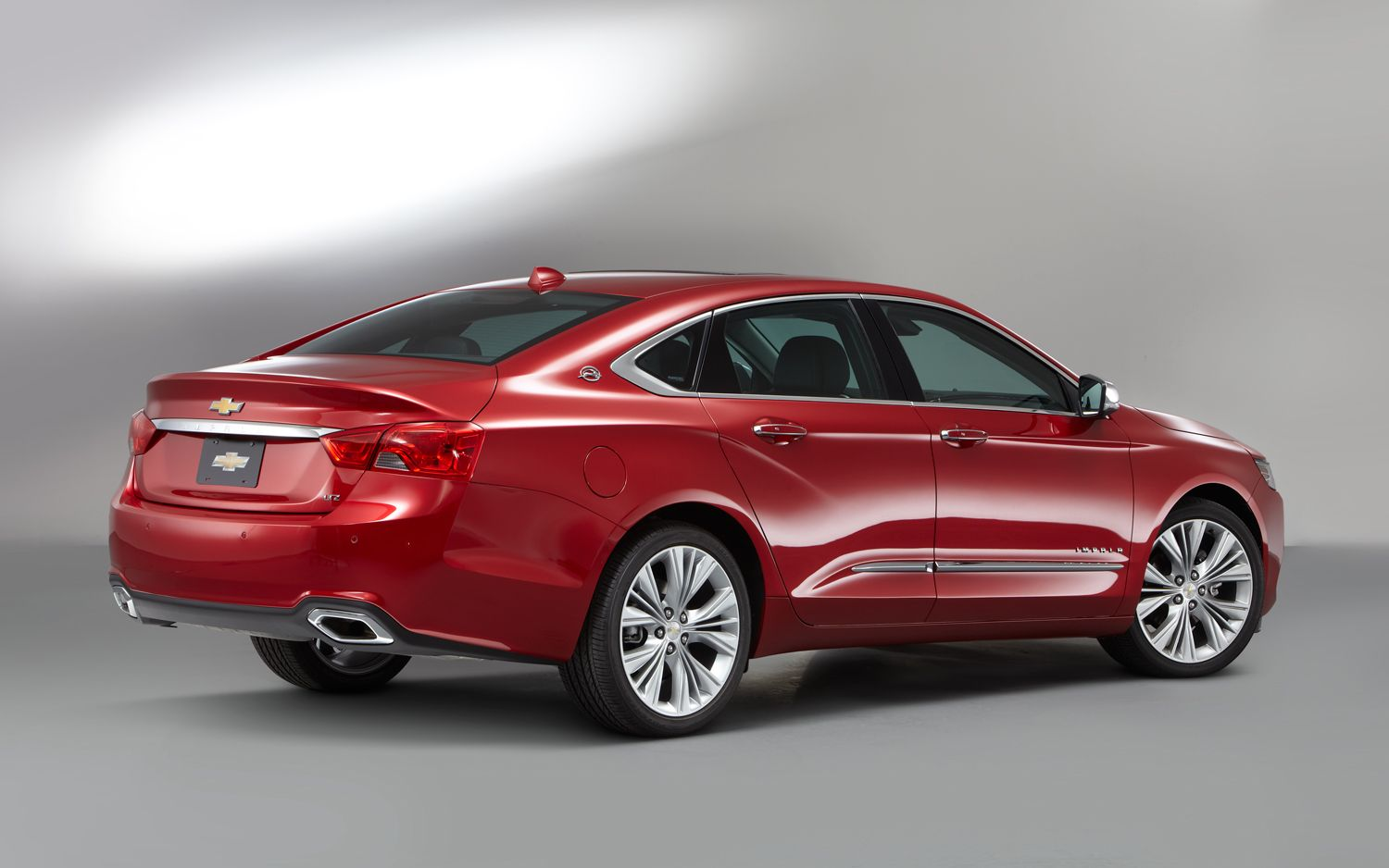 About The All New 2017 Chevrolet Impala