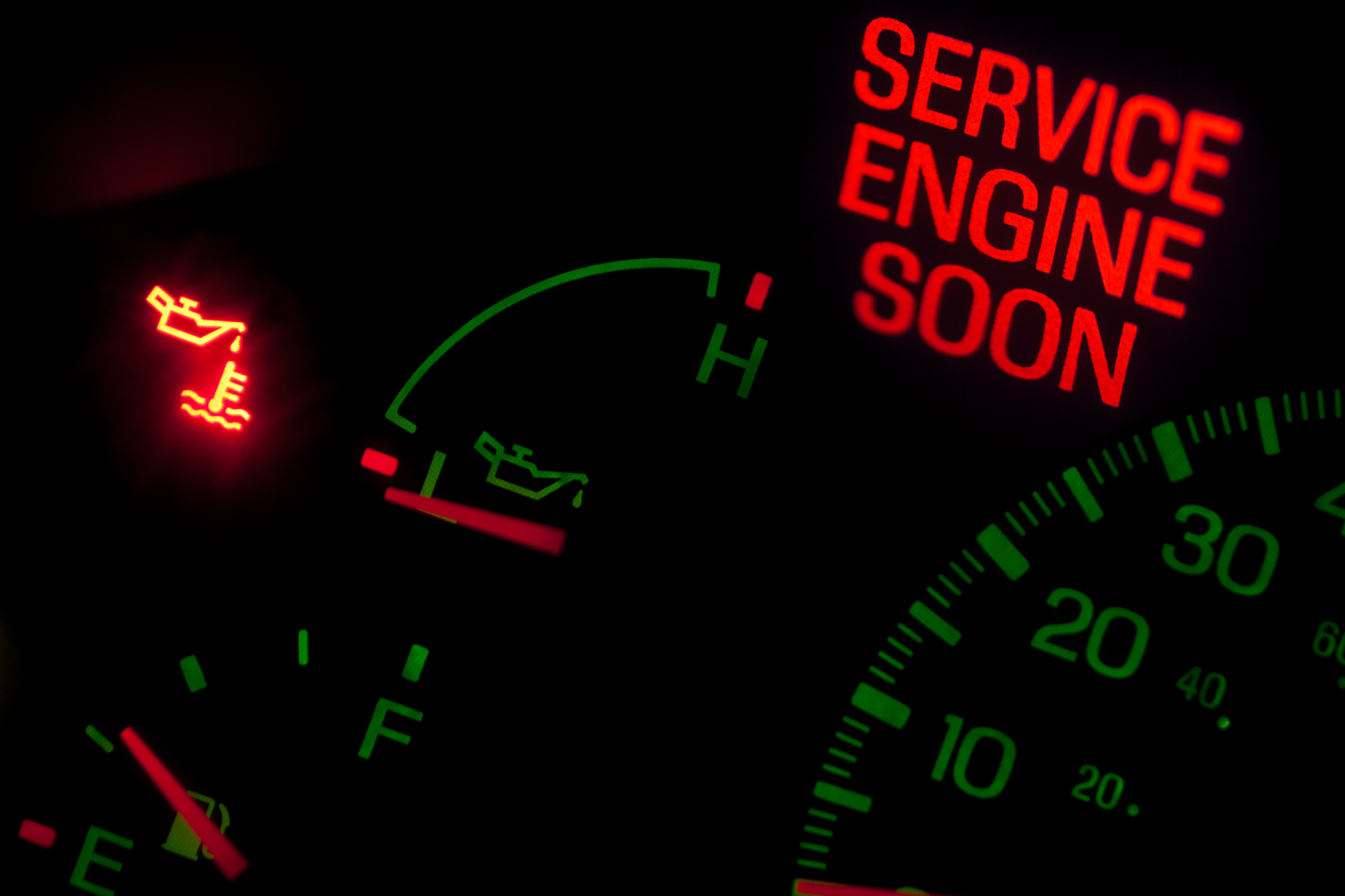 Why Does A Check Engine Light Come On?